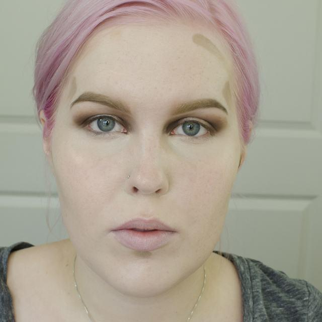 How to Highlight and Contour with Cream Products Tutorial