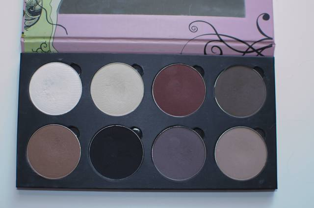 SauceBox Etude Palette Review