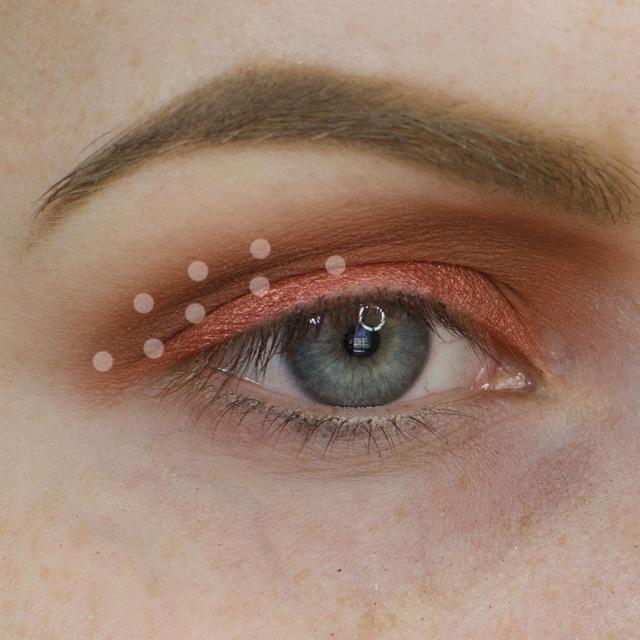 Dramatic Copper Eyeshadow Tutorial — rebeccashoresmua.com