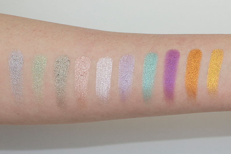 Foiled Eyeshadow Pan by Makeup Geek #4