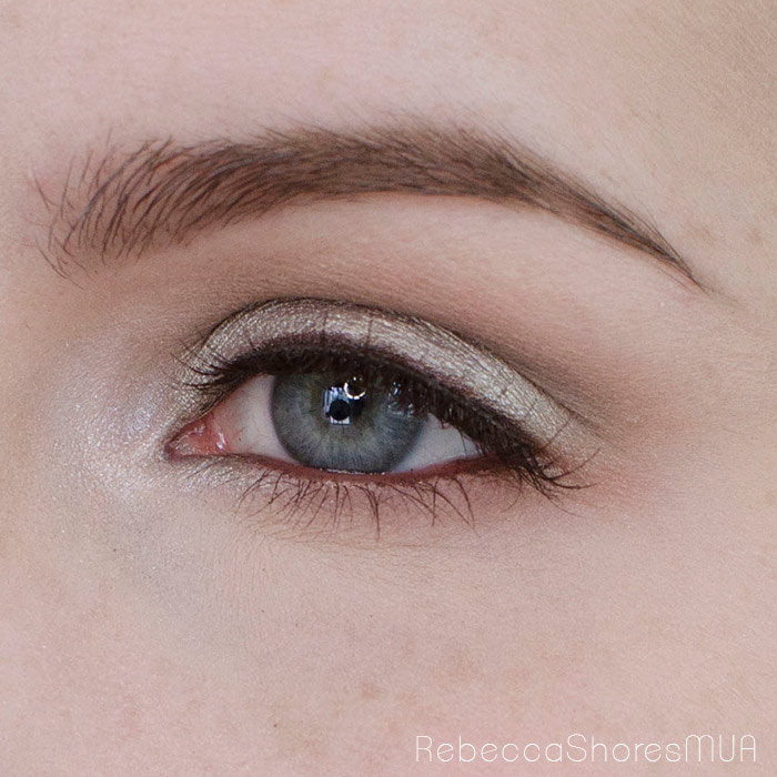 Fresh Mint Green Eyeshadow Tutorial