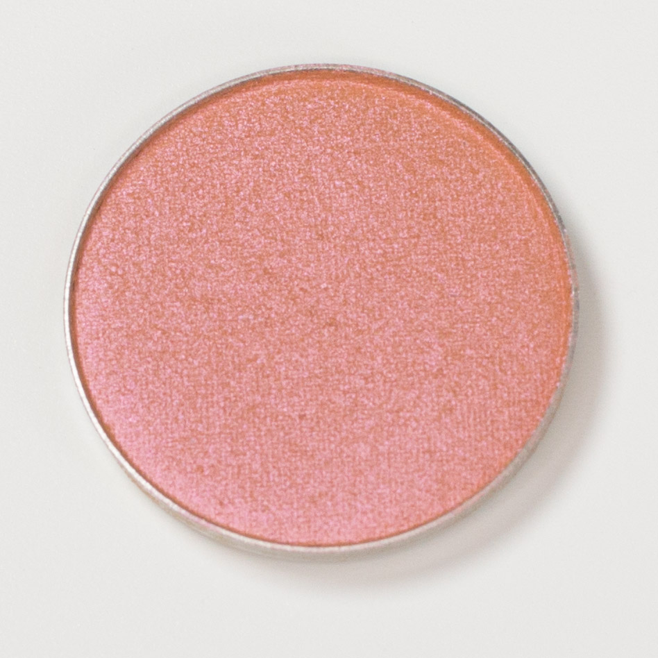 Makeup Geek Duochrome Eyeshadow Swatch Mai Tai