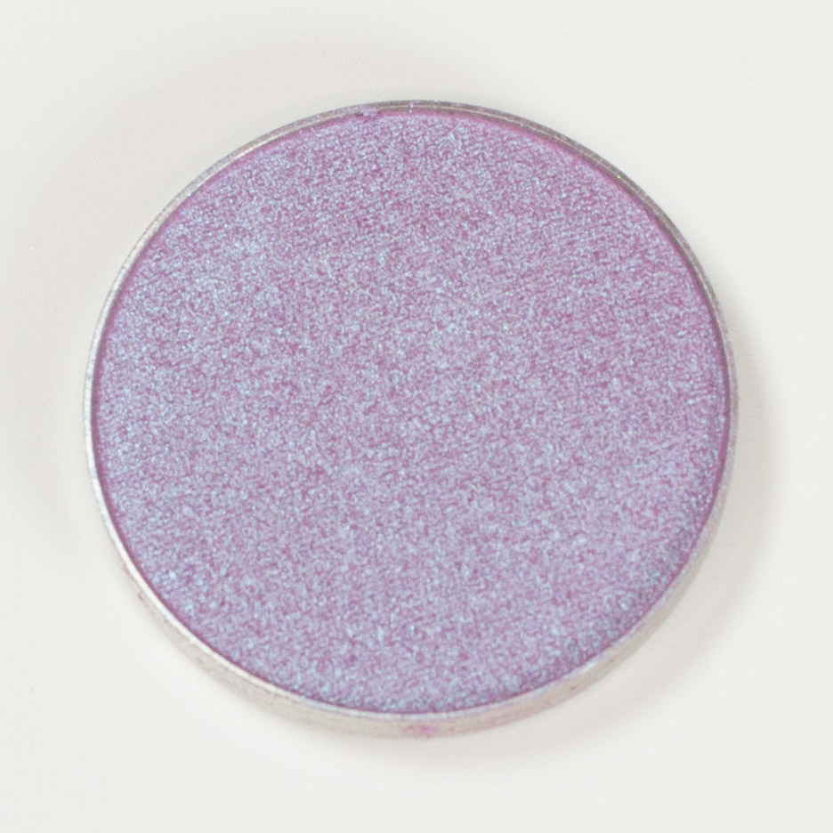 Makeup Geek Duochrome Eyeshadow Blacklight