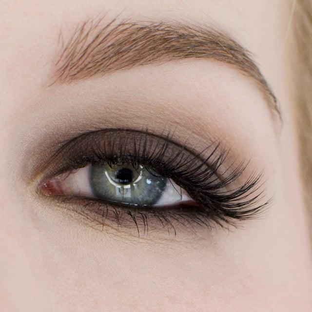 Basic Matte Smokey Eye Shadow Tutorial