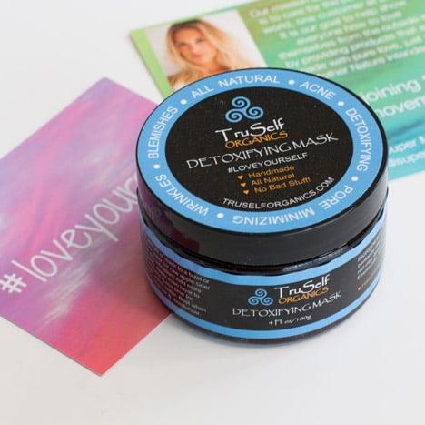 TruSelf Organics Detoxifying Facial Mask