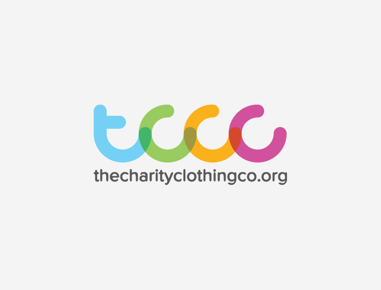 charity clothing logo