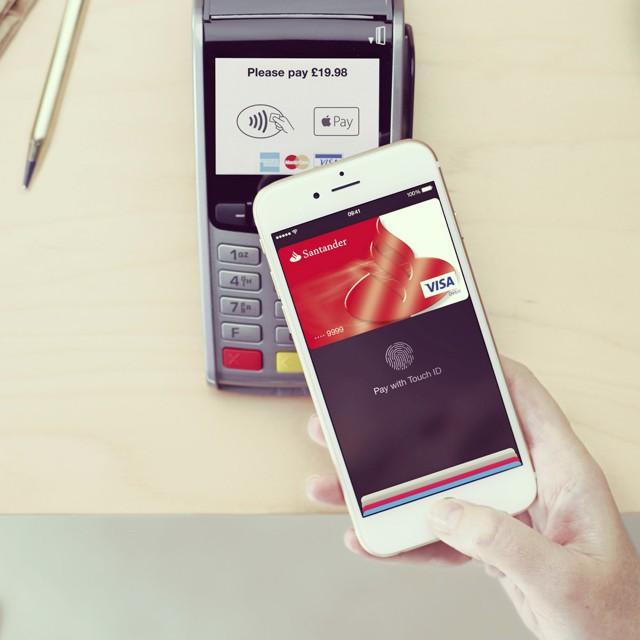 Apple Pay: What's the verdict? http://bit.ly/1J1REzB #apple #applewatch #applepay #designagency #santander
