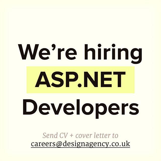 We're looking for an ASP.NET web developer #developer #remoteoption #umbraco #xamarin #ASPNET http://bit.ly/1hwkqhB