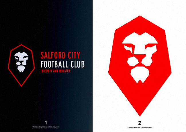 Salford city fc new logo
