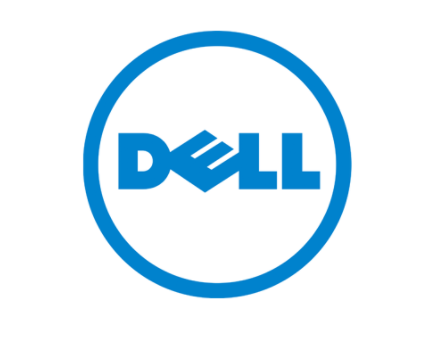 old dell logo