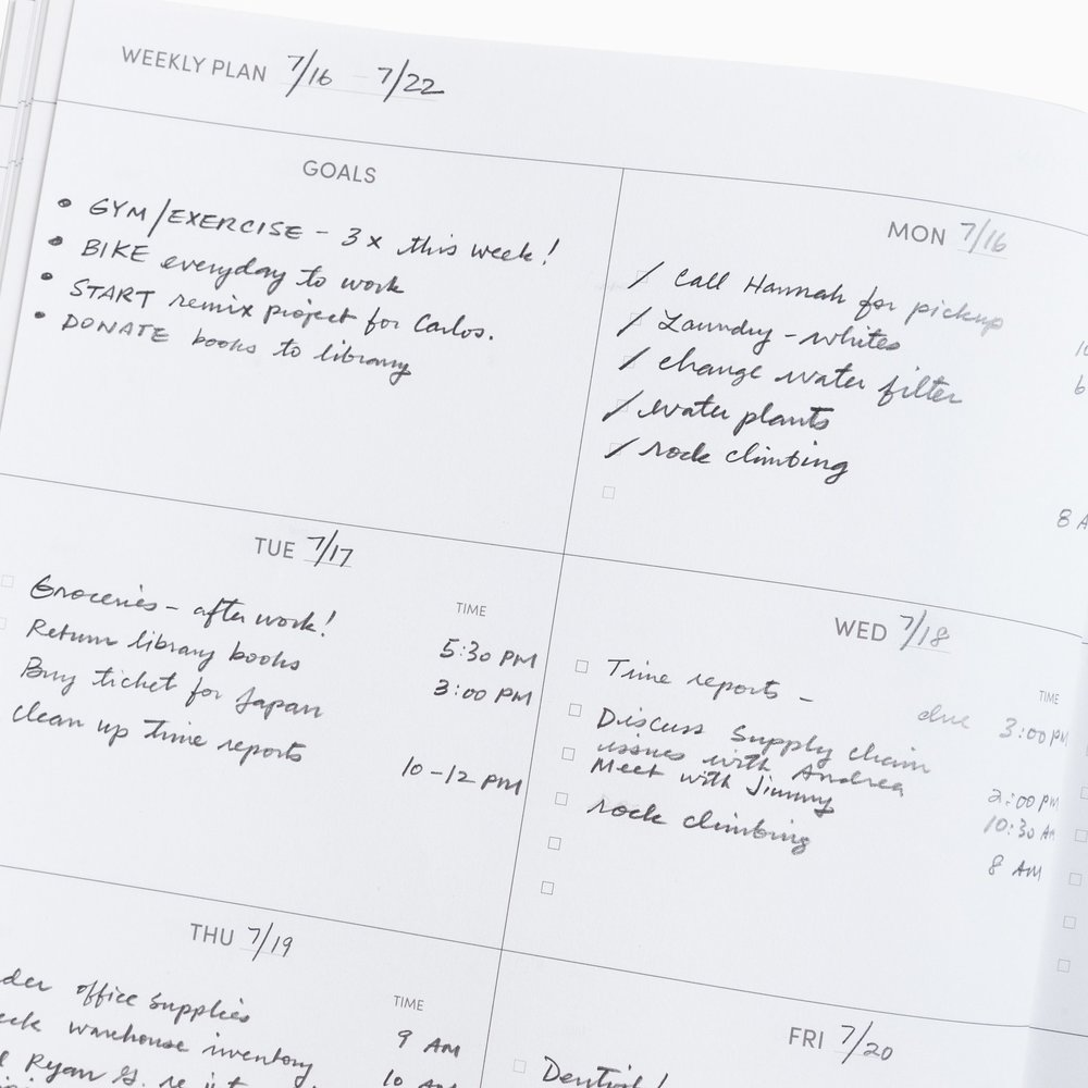 I found ways  to educate customers  on maximizing product features, like the Project Planner, seen here.