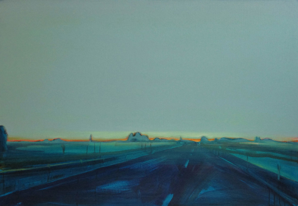N11-NL-01  80x120 cm oil on canvas