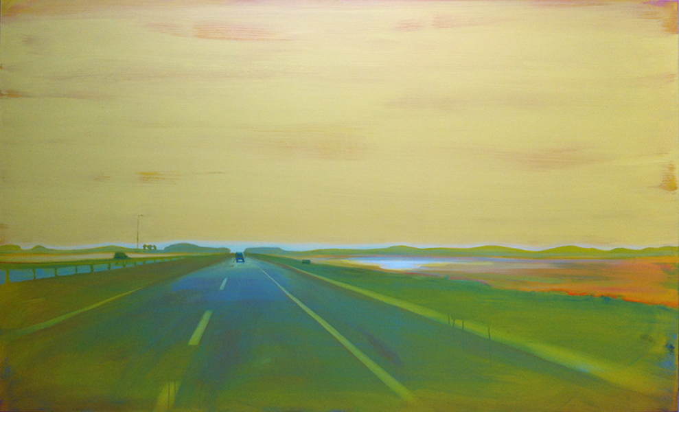 E22  120x200 cm Oil on canvas
