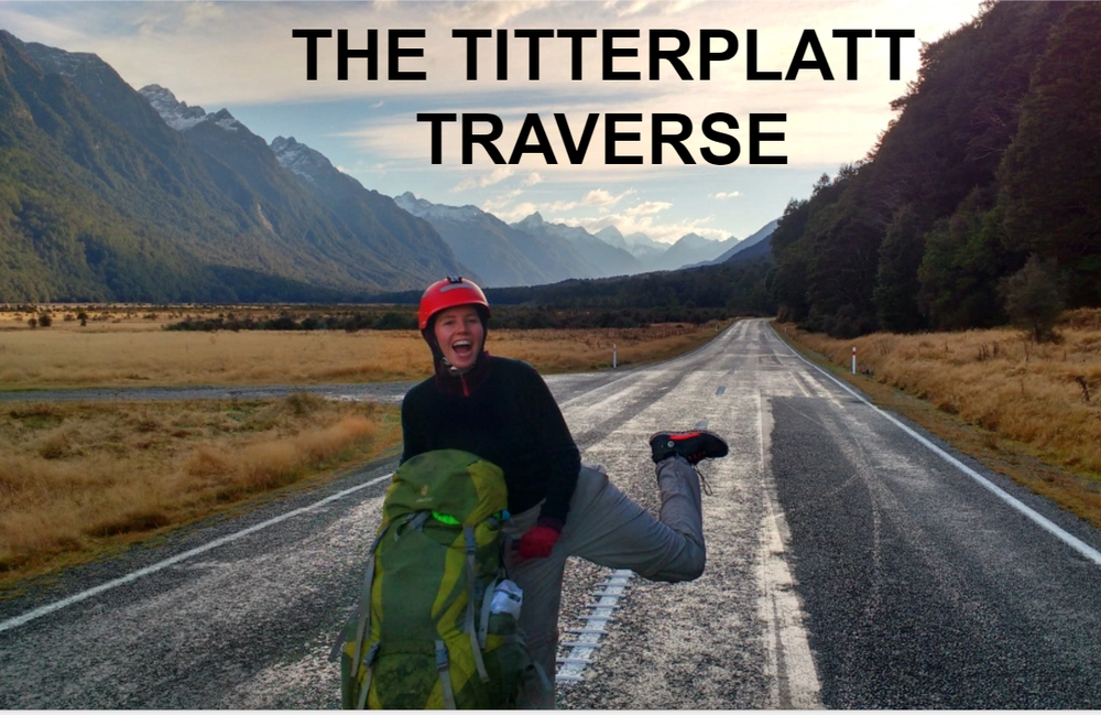 - Adventure TimeA presentation about the TitterPlatt Traverse to fellow adventure family! Adventure Time is a community run, not for profit presentation focusing on inspirational talks. This is where Jeremy and Constance met 3 years ago :)