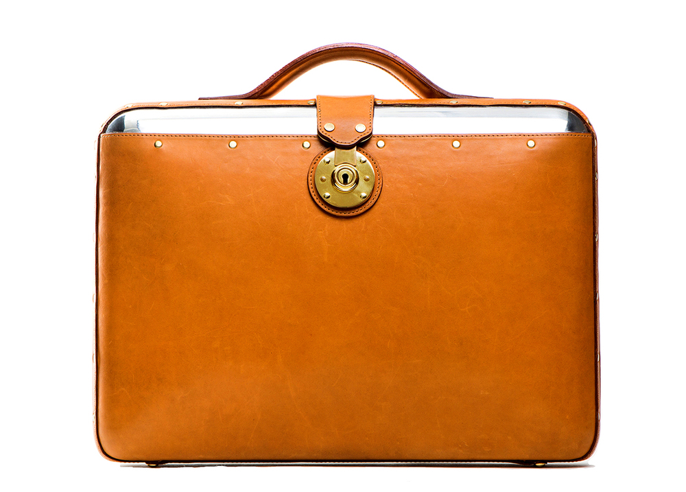 No.25 Briefcase Cedar PL25 - B1917