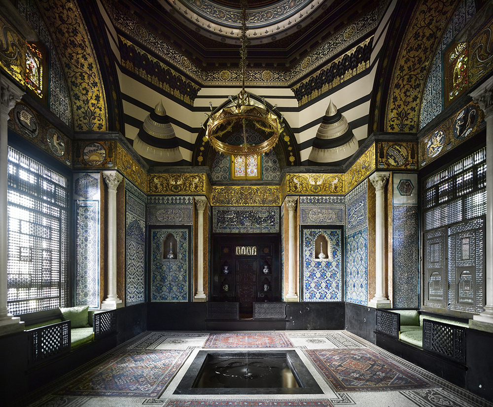 Arab Hall at Leighton House Museum ©Will Pryce