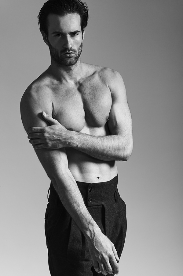 Daniel Lukakis, Select Model Management London