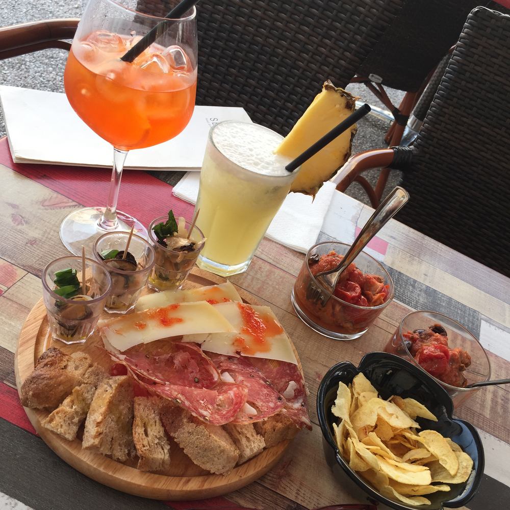 Florence, Aperitivo