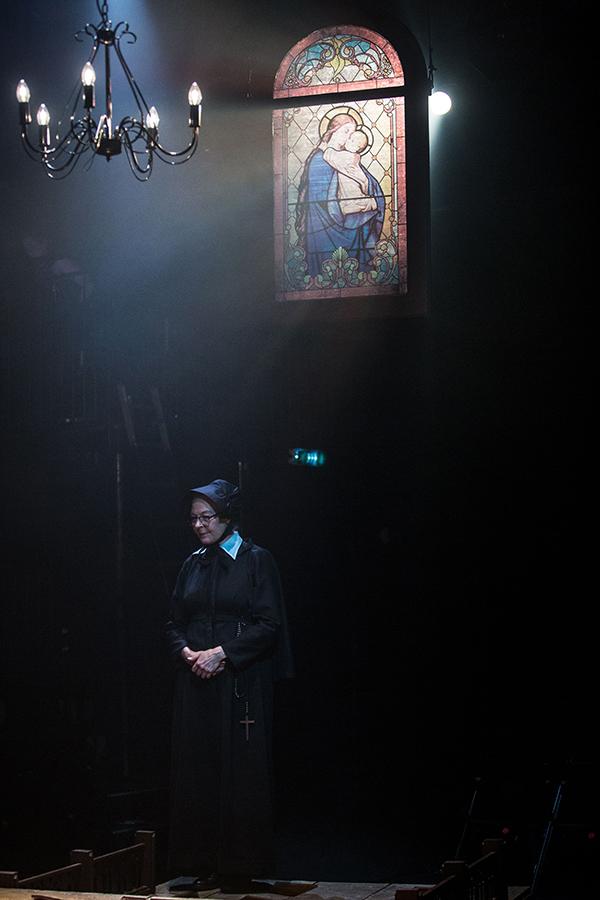Stella Gonet, Photo: Paul Nicholas Dyke