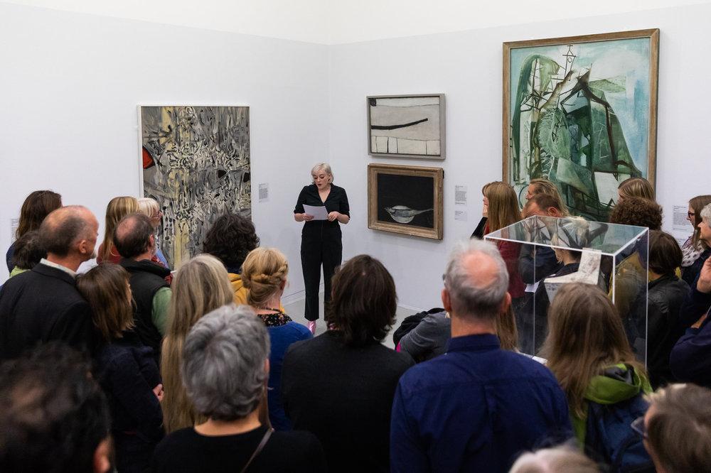 Ella Frears at Tate Britain 2018
