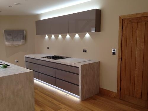 . Kitchen Lighting   Gower Coast Electrical