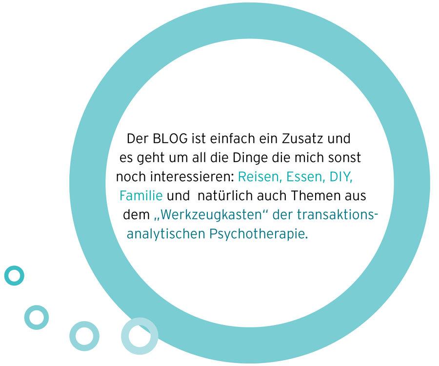 Psychotherapie Barbara Fluch - Blog