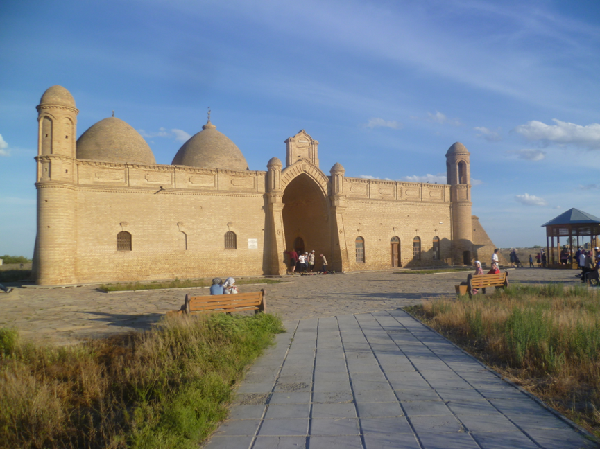 Mausoleum of Abdl Aziz Bab, by Ciarán Lavelle