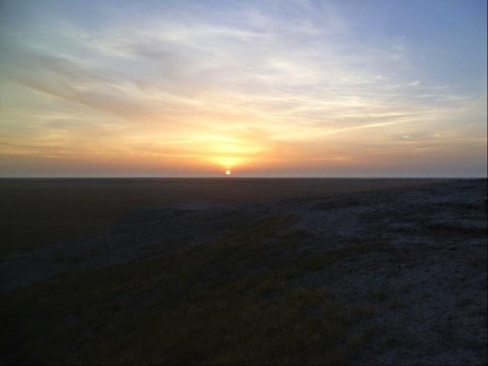 Sunrise, by Miriam Orsini