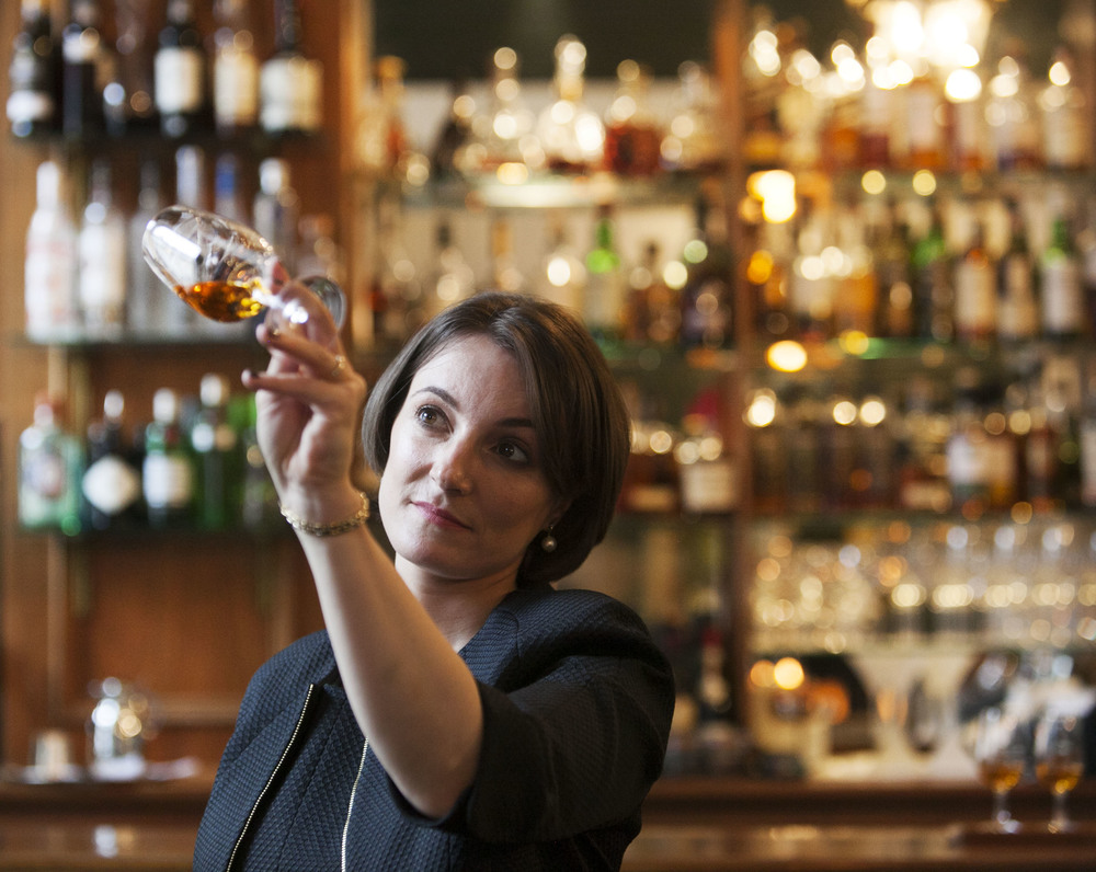 Food and Beverage Manager at The Merrion hotel, Vanessa Lampe