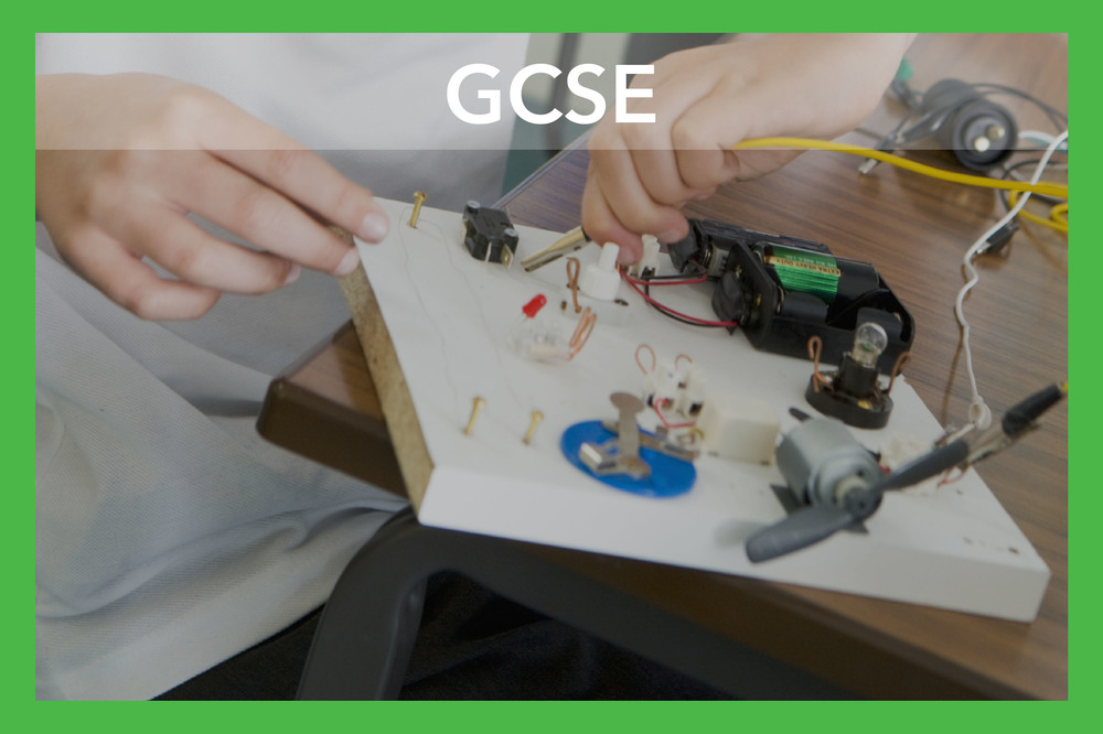 At GCSE level, students learn about familiar topics such as electricity and energy in more depth, as well as starting to explore some of the more interesting applications of the science. Your child may learn physics as part of a combined (single or double) or separate (triple) science course at GCSE level, and at Numberprep we cater for all of these options with all exam boards including AQA. We will use simple explanations and examples to build their understanding of the subject, and will continuously assess their progress so that those topics which they struggle with most will feel more familiar by the time they sit their exams.    Key Topics:   Energy, Forces, Motion, Wave motion, Electricity, Magnetism and electromagnetism, The structure of matter, Atomic structure, Space physics.