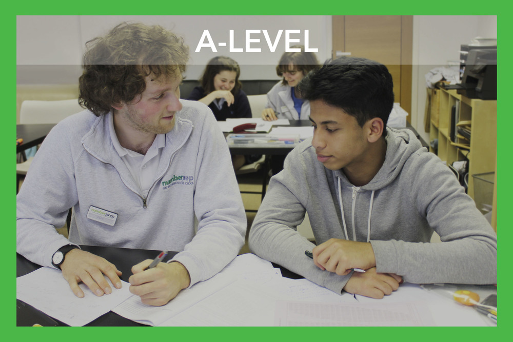 A-Levels are an important stage of life when your child is making decisions about their future, and it is important that they are confident and well prepared. The Numberprep tutors are well practiced in teaching the ins and outs of all exam boards, including OCR, MEI, Edexcel and AQA and covering both Maths and Further Maths paper choices for AS and A-Levels.