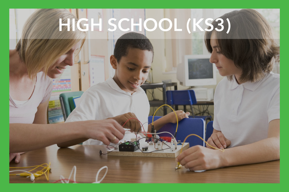 During secondary school, students may learn physics alongside the other sciences or as a separate subject. It is at this stage of the Curriculum that students start to develop an understanding of how many every day phenomena work, including electricity, light, magnetism and the four seasons. At Numberprep we use this relevance to the real world to help our students to more fully understand the more difficult parts of the syllabus.    Key Topics:   Energy, Motion and forces, Pressure in fluids, Waves, Electricity and electromagnetism, Matter, Space physics