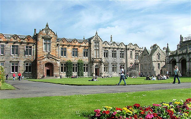 The University of St. Andrews