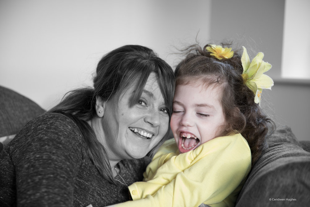 You can read more about Matilda and how childhood dementia affects children  here .