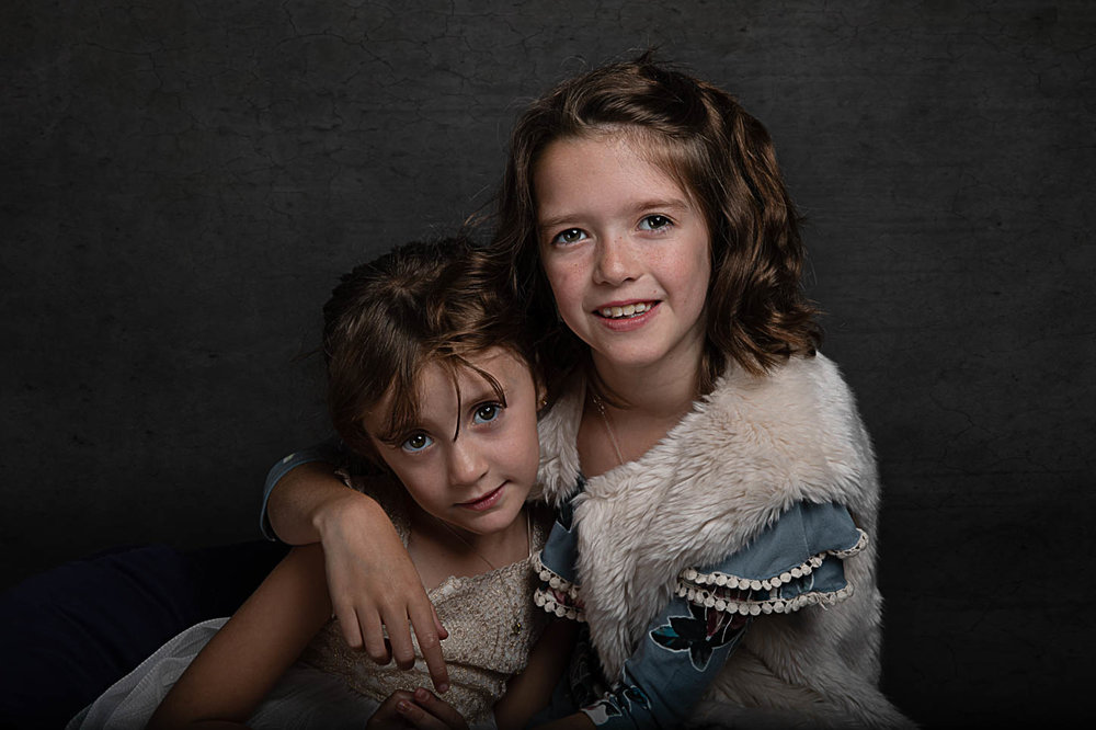 Sisters affected by Marfan syndrome