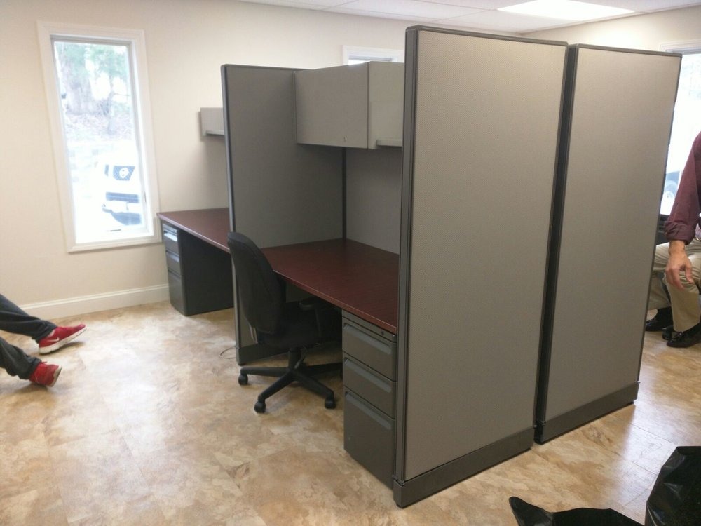 Reconfigure Workstations Office Furniture Nyc