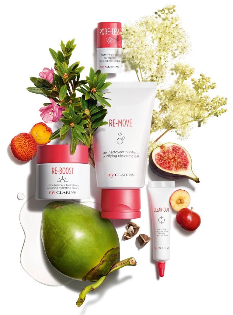 My Clarins Detox and Glow