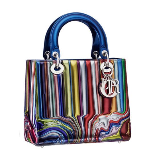 Lady Dior by Ian Davenport
