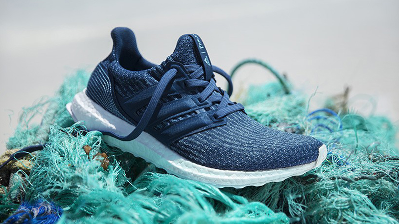 Crédit : Adidas x Parley for the Ocean .