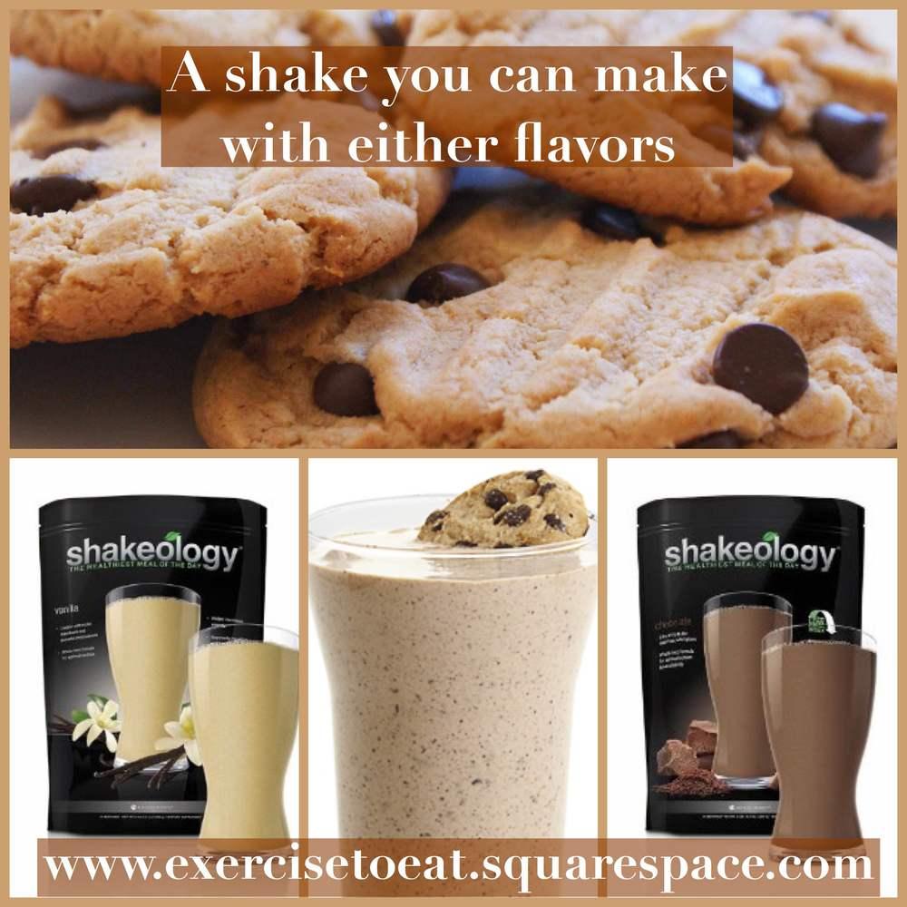 Chocolate Chip Shakeology