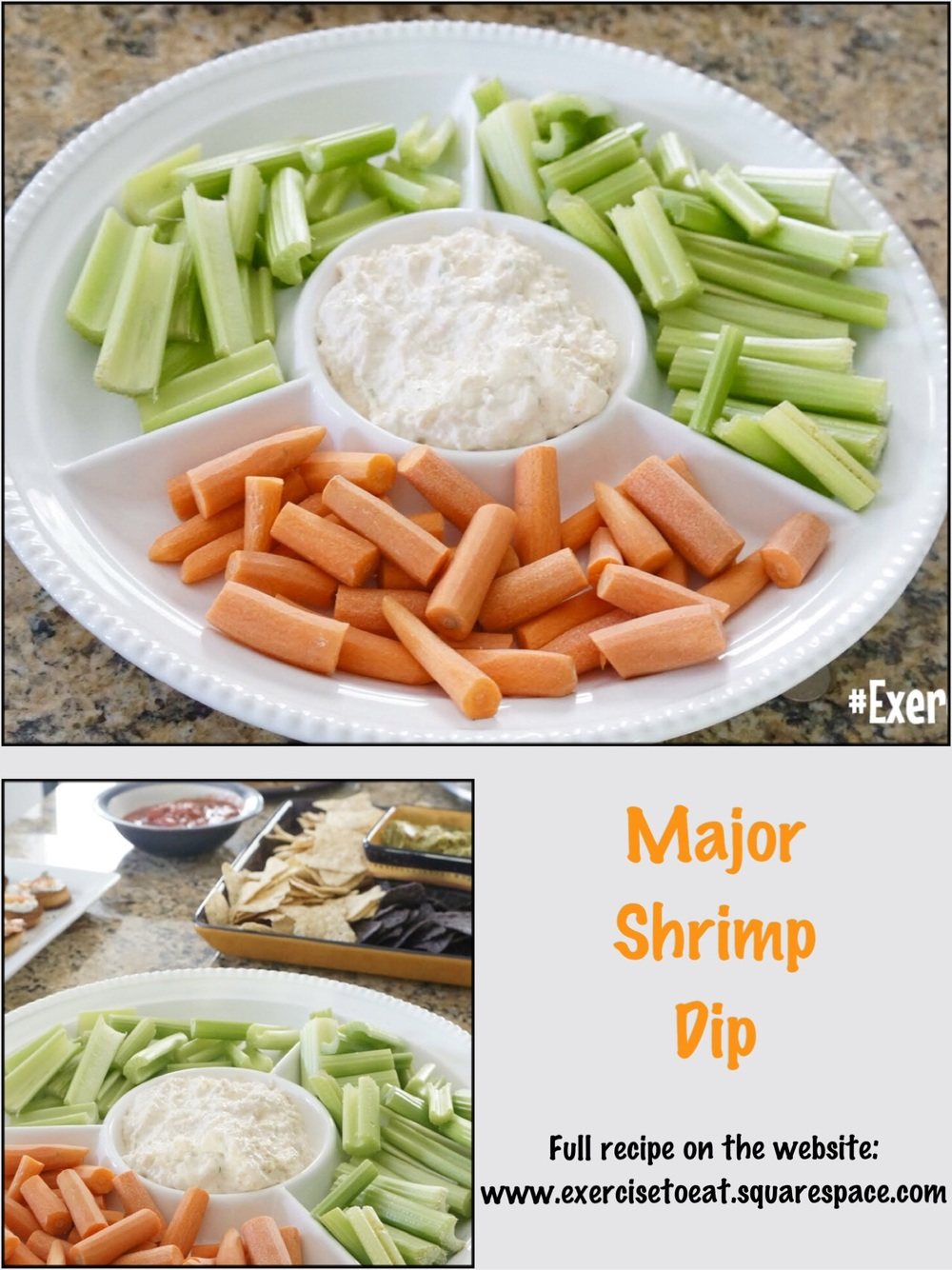 """If you want people to say to you, """"This is the best dip I've ever had! Can I get the recipe?!"""" Bring this dip to your next party!!"""
