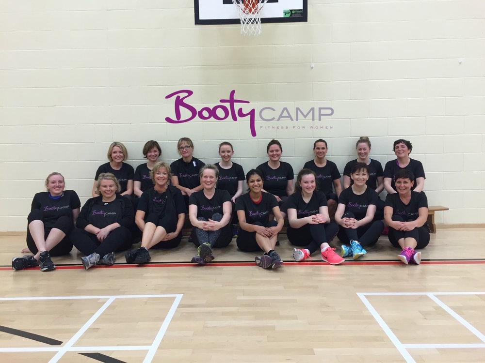 blanchardstown fitness boot camp women
