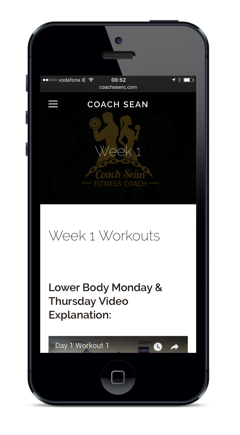 iphone pdf programme workout program sets reps exercise move strength conditioning online challenge january 1 2018