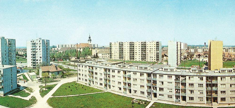Samorin, 1984  (Found Archival Material)