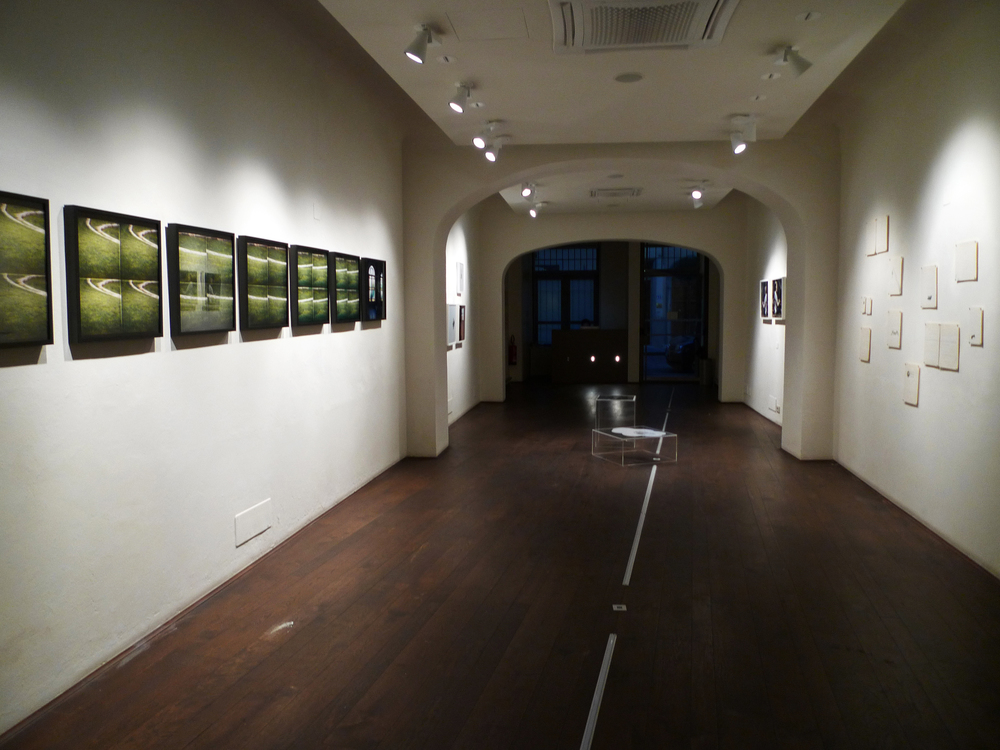 Installation View,  This That-Region , F_AIR Gallery, Florence, Italy