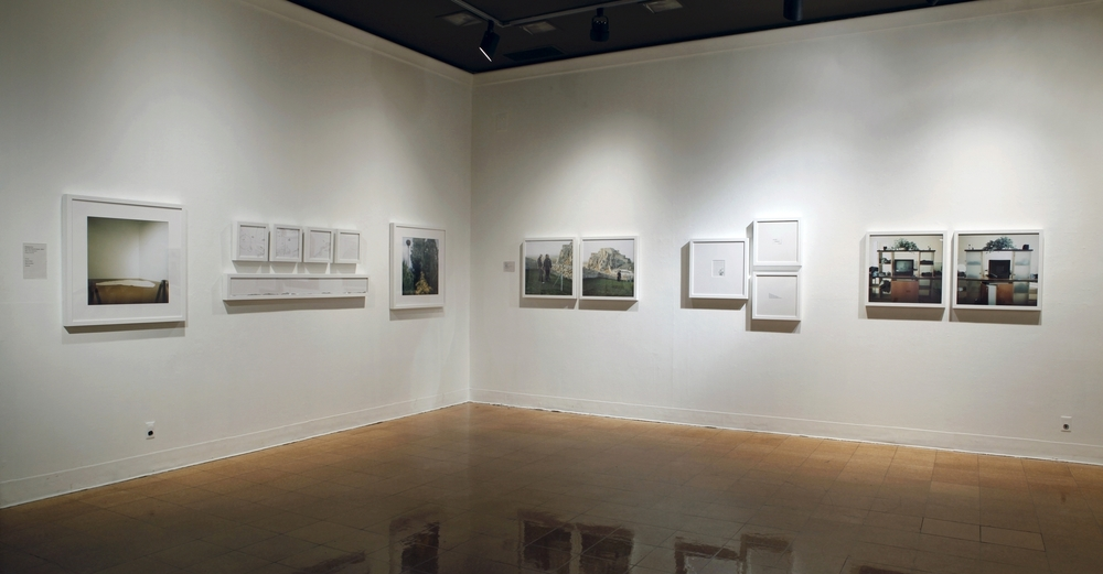 Installation View,  Some Other Words for Duration,  University of Arizona Museum of Art, 2011   Catalog
