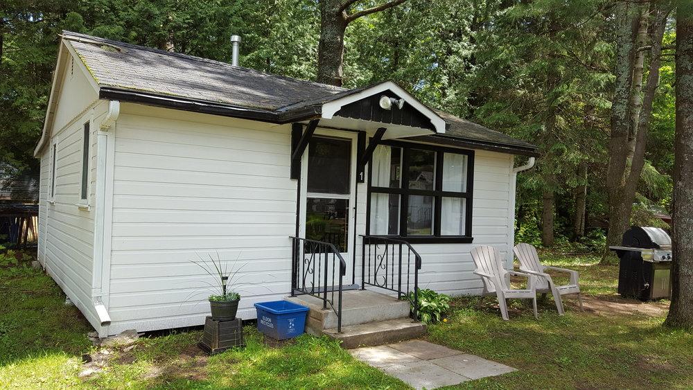 Cottage 1 - The Birch