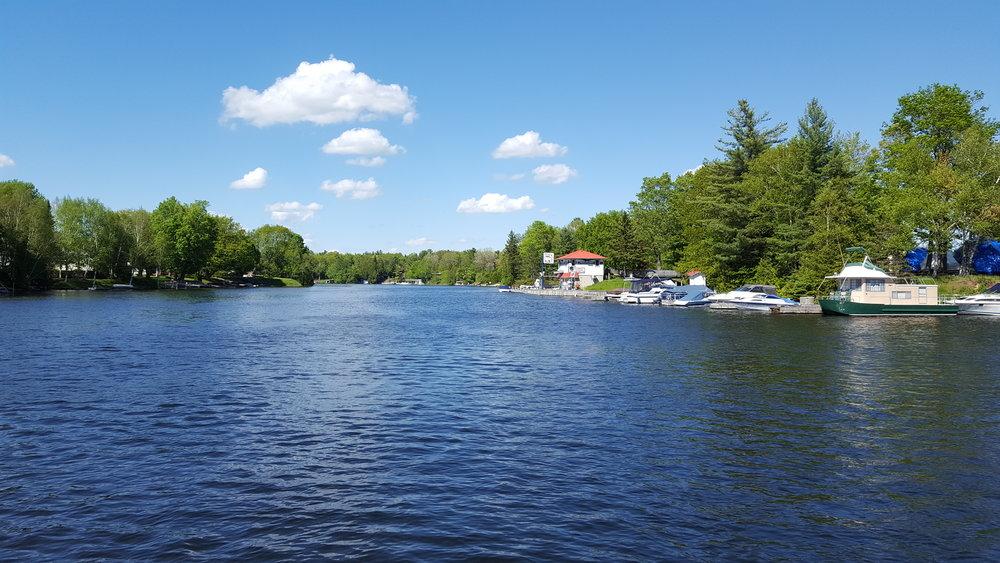 Talbot River