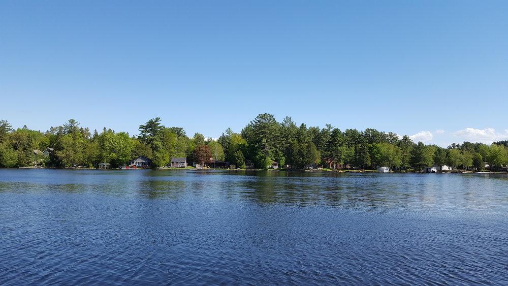 Canal Lake