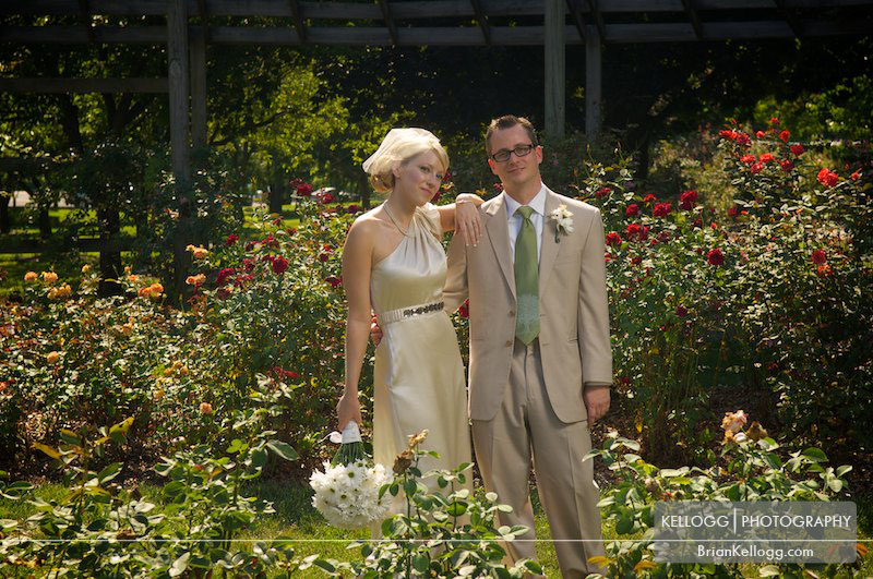 Park of Roses Wedding